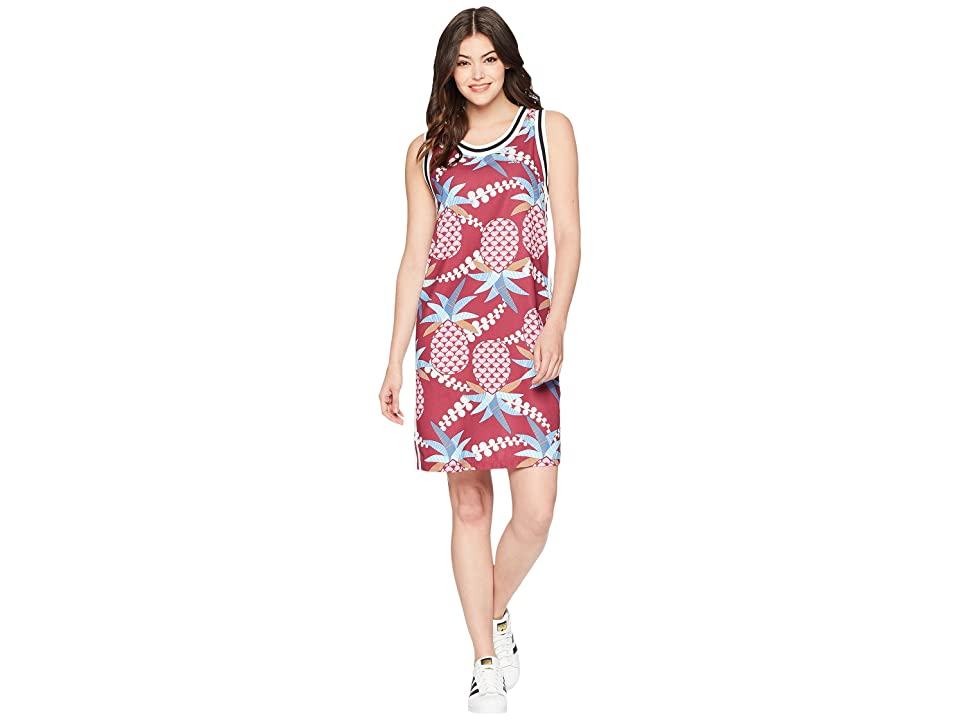 adidas Originals Farm Tank Dress (Multicolor) Women