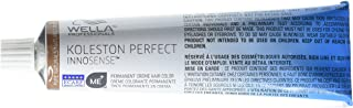 Wella Koleston Perfect Innosense Permanent Creme Hair Color 10 0 Lightest Blonde-Natural for Unisex - 2 oz