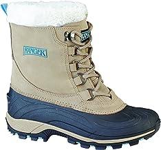 "Ranger Champney 9"" Women's Suede Winter Boots, Beige"