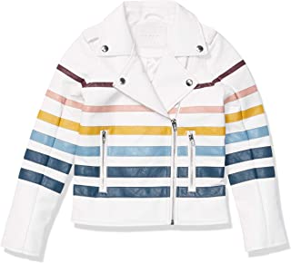 multi color leather jackets