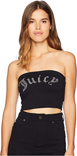 Knit Juicy Shrunken Tee