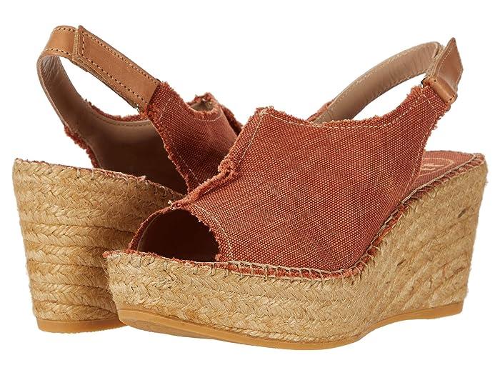 Vintage Sandals | Wedges, Espadrilles – 30s, 40s, 50s, 60s, 70s Toni Pons Lugano Brandy Womens  Shoes $149.95 AT vintagedancer.com