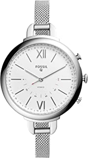 FOSSIL Women's FTW5026 Smart Digital Silver Watch