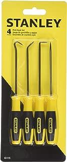 Stanley 82-115 4 Piece Hook Set