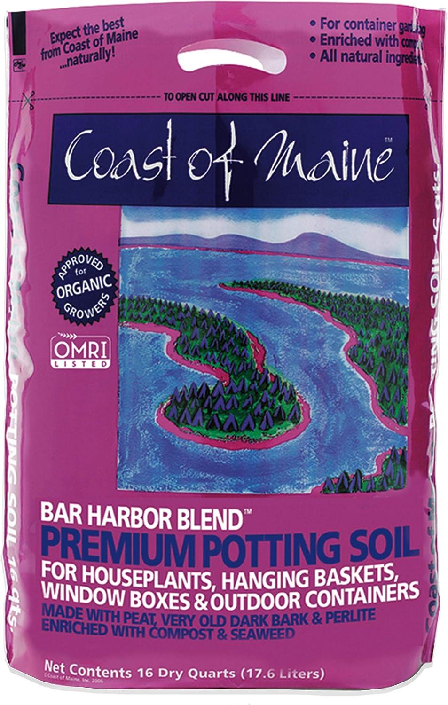 Fashionable San Jose Mall Coast of Maine - Premium Potting QT Bar Harbor 16 Blend Soil