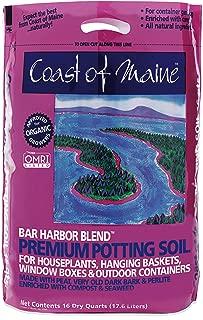 Coast of Maine - Premium Potting Soil - Bar Harbor Blend (1, 16QT)