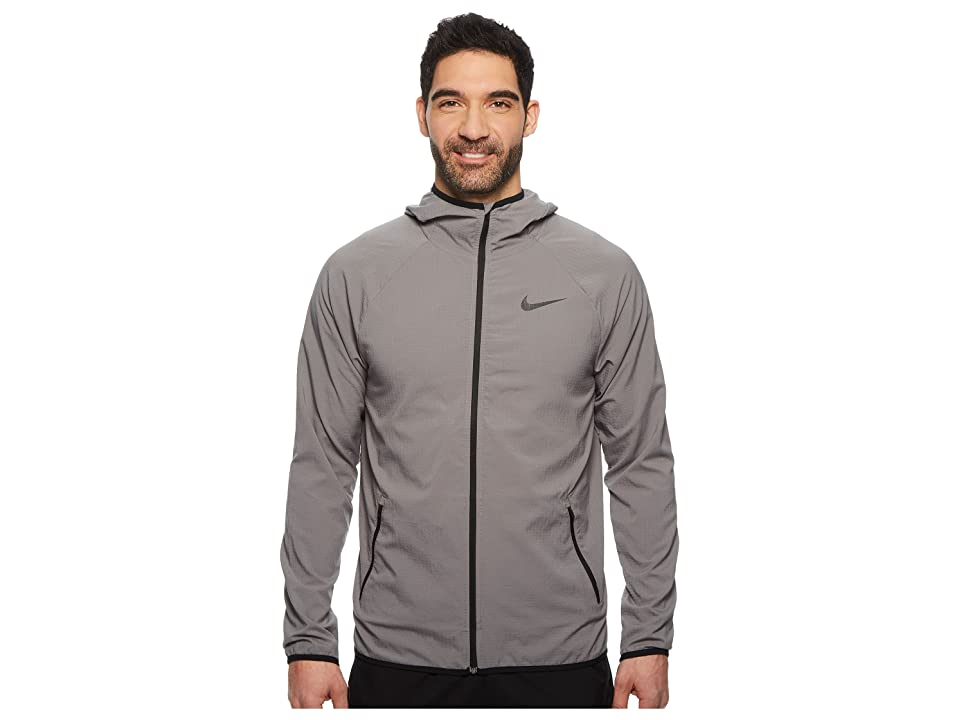 Nike Flex Training Jacket (Gunsmoke/Black) Men