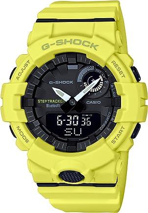 [カシオ]CASIO 腕時計 G-SHOCK ジーショック G-SQUAD GBA-800-9AJF メンズ