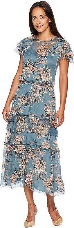 Print Georgette Dress