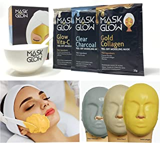 Premium Modeling Peel-Off Mask