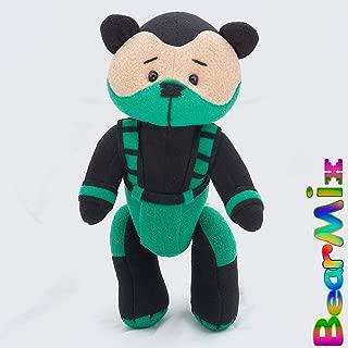 Reptile bear - mortal kombat 3 Lin Kuei Ultimate ninja Fatality
