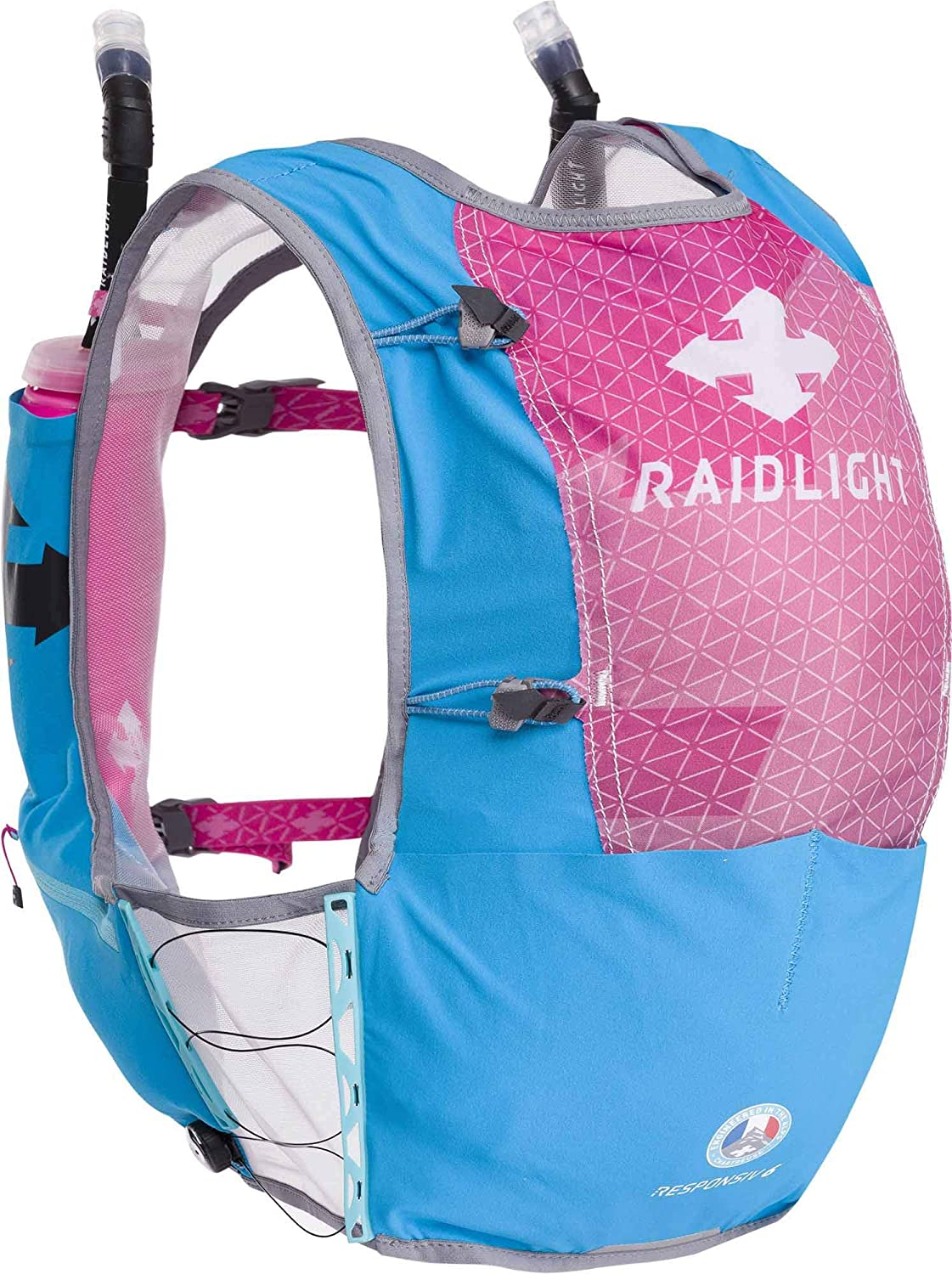 RaidLight Womens Responsiv All stores are sold Vest 6L Blue Phoenix Mall W Pink Small