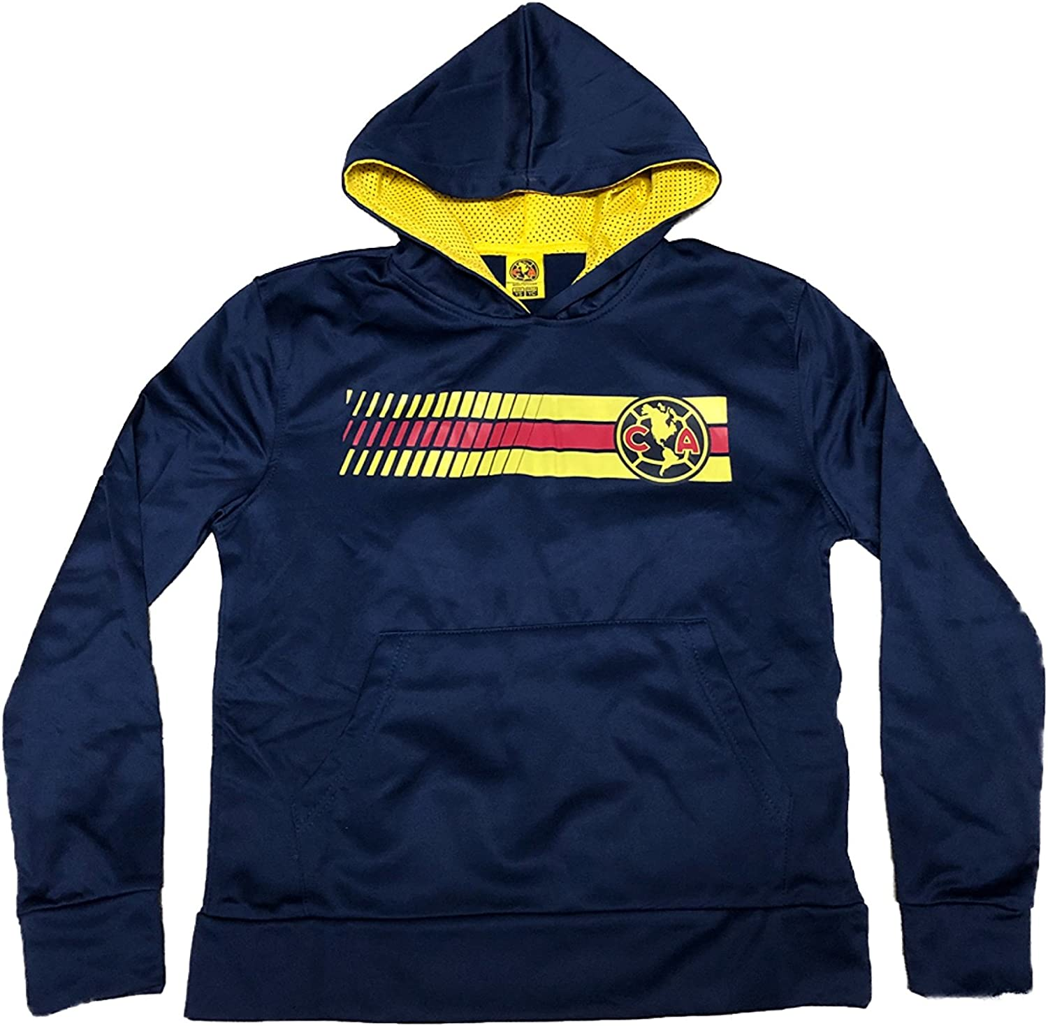 Club America Youth Navy Max 78% OFF Product Sweater Official Hoodie Elegant