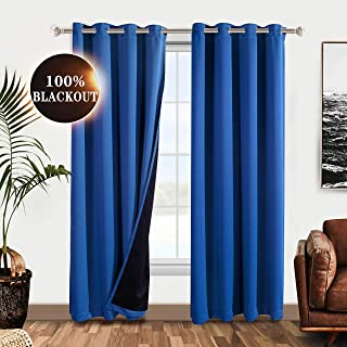 Best 100 inch curtain panels Reviews