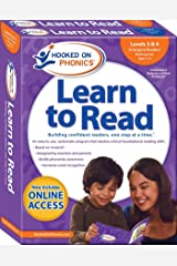Hooked on Phonics Learn to Read - Levels 3&4 Complete: Emergent Readers (Kindergarten | Ages 4-6) (2) (Learn to Read Complete Sets) Paperback