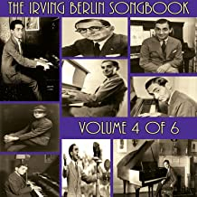 The Irving Berlin Songbook V.4