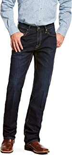 ARIAT Men's M2 Relaxed Stretch Bookie Boot Cut Jean