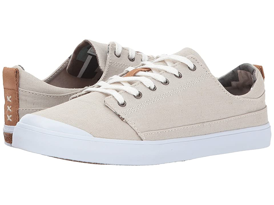 Reef Walled Low (Silver/Grey) Women