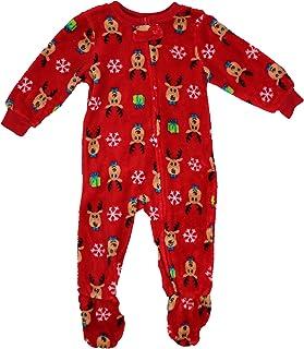 188664f3b1 Amazon.com  Reds - Blanket Sleepers   Sleepwear   Robes  Clothing ...