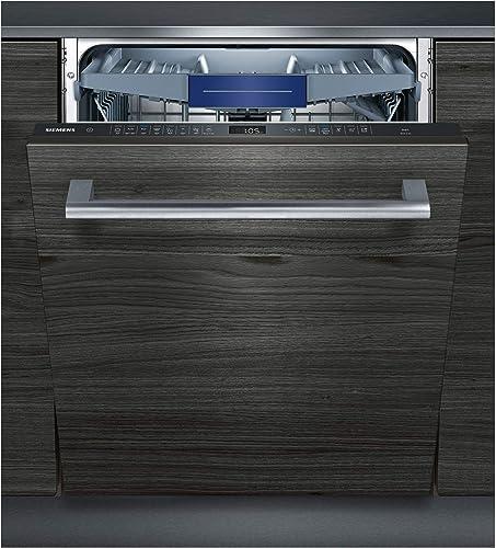 Lave vaisselle encastrable Siemens SN658X02ME - Lave vaisselle tout integrable 60 cm - Classe A++ / 42 decibels - 14 ...