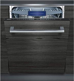 Siemens iQ500 SN658X02ME lavavajilla Totalmente integrado 14 cubiertos A++ - Lavavajillas (Totalmente integrado, Tamaño completo (60 cm), Negro, Tocar, 1,75 m, 1,65 m)