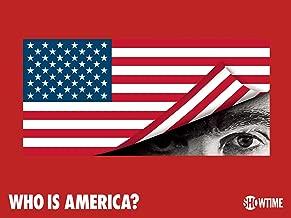 Who Is America? Season 1