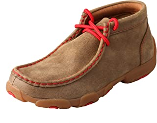 Boys' Leather Driving Mocs