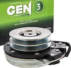 8TEN Gen 3 Electric PTO Clutch for Craftsman Grasshopper McCulloch Woods Warner 388769 606242 388767 7058925 74075
