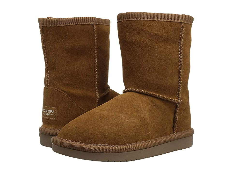 Koolaburra by UGG Koola Short (Little Kid/Big Kid) (Chestnut) Women's Shoes