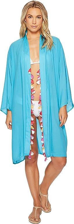 Bindya - Double Tassel Kimono
