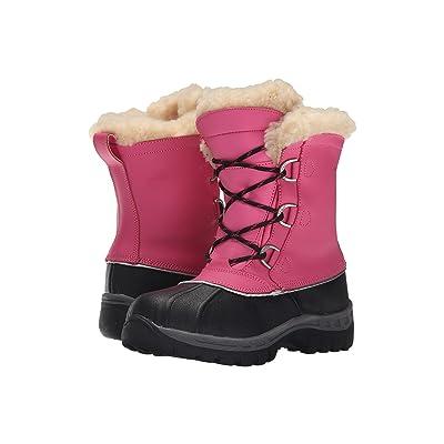 Bearpaw Kids Kelly (Little Kid/Big Kid) (Pink) Girls Shoes