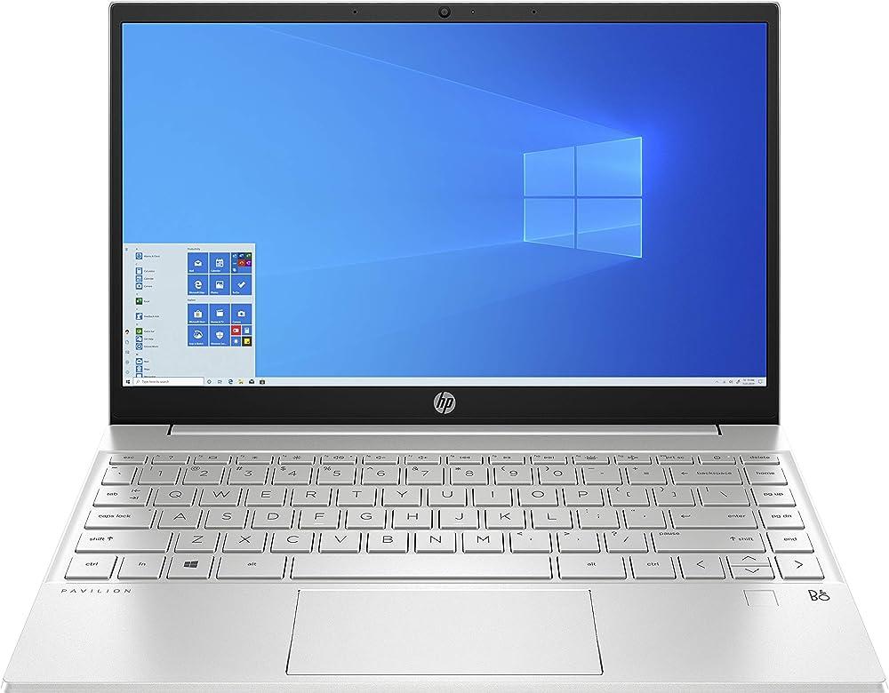 hp – pc portatile intel core i5 grafica intel iris xe ram 8 gb ssd 256 gb 34u94ea
