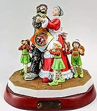 EMMETT KELLY Jr. Signed - 'Spirit of Christmas XV' Limited Edition 426/1500, Porcelain Hobo Clown Figurine (w/Original Box)