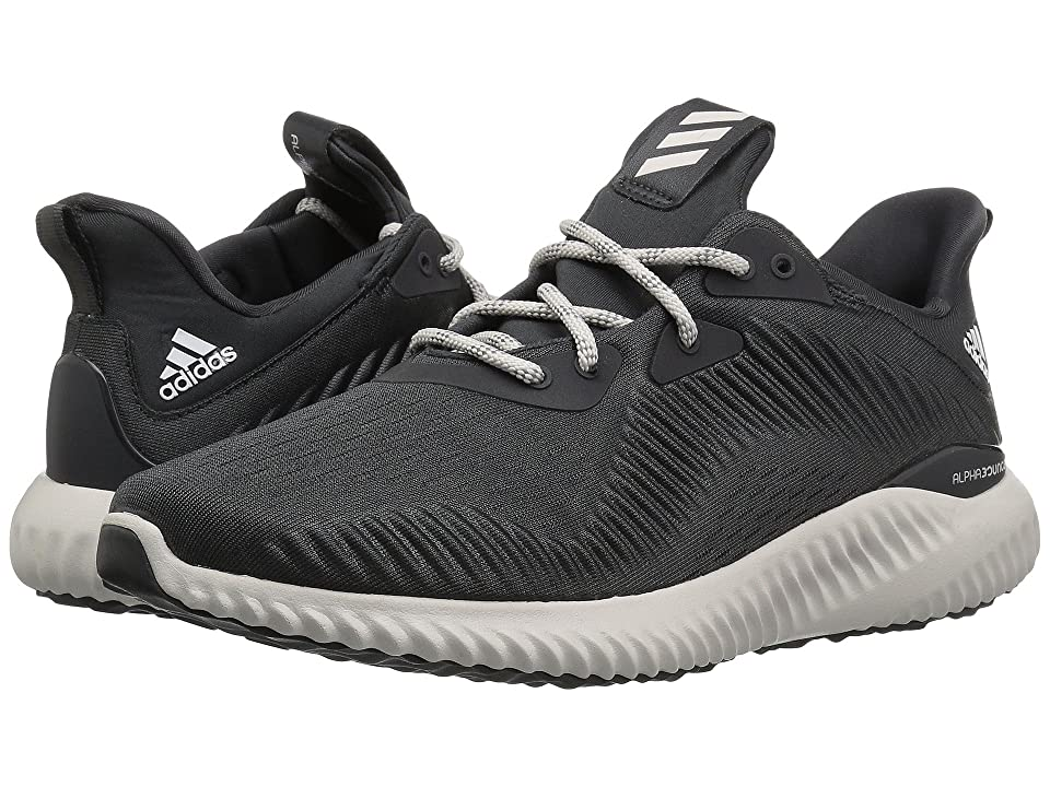 adidas Running Alphabounce 1 (Carbon/Chalk Pearl/Carbon) Women's Shoes