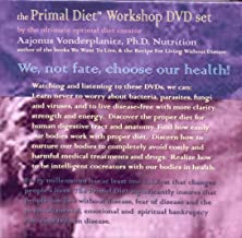 Primal Diet(tm) Workshop by Aajonus Vonderplanitz (4 DVD set)