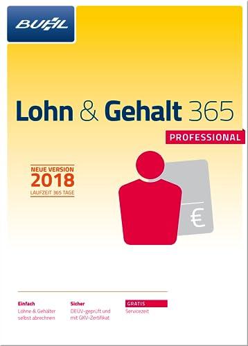 WISO Lohn & Gehalt 365 Professional [Online Code]