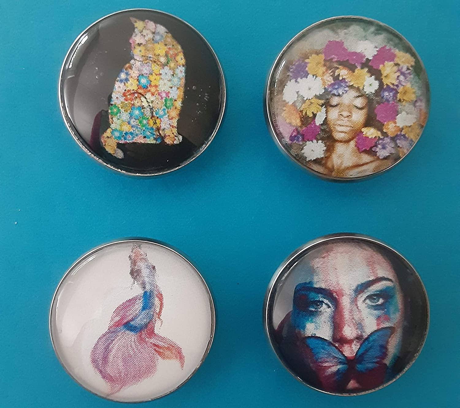 Eclectic Rare art magnets - Direct sale of manufacturer 1