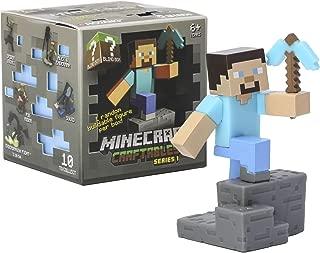 Minecraft Jinx 10005074 Cratable Figures, Multicolor