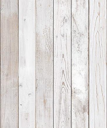 Amazon.fr : Papier Peint Bois - Peintures, outils et ...