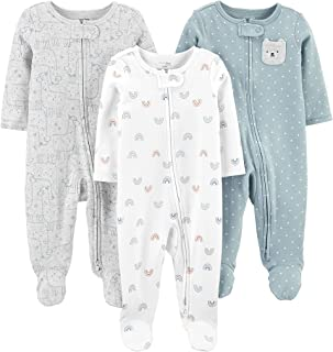Baby 3-Pack Neutral Sleep and Play