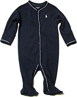 Contrast Trim Coveralls