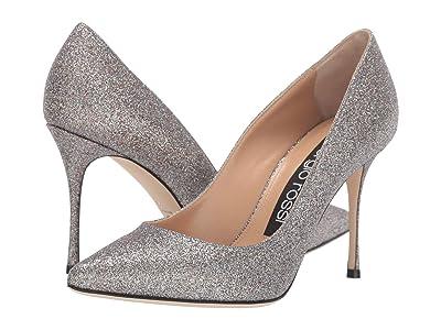 Sergio Rossi Godiva Heel (Multicolor Glitterama) Women
