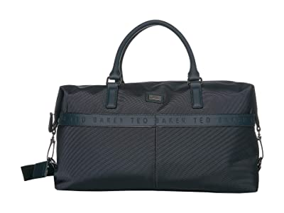 Ted Baker Factor Branded Nylon Holdall (Navy) Briefcase Bags