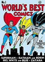 World's Best Comics (1941-1986) #1 (World's Finest (1941-1986))