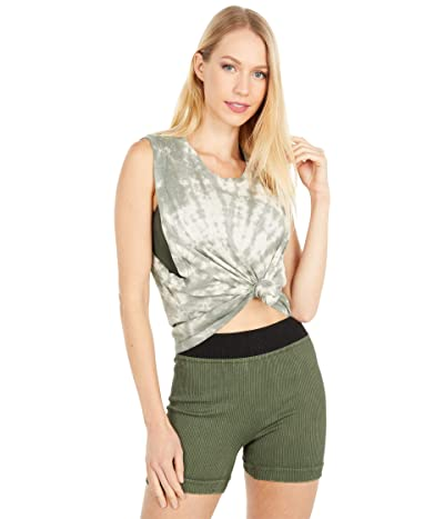 FP Movement Love Tank Top Tie-Dye (Army/Afterglow) Women