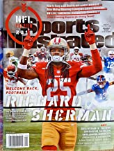 Sports Illustrated Magazine DOUBLE ISSUE ! ~ August 27 - September 3, 2018 ~ RICHARD SHERMAN