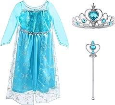 Amazones Vestido Frozen