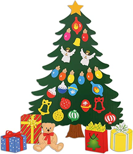 new arrival JUMBL™ Christmas Decoration. Animated Tree Magnet Set. Perfect for Winter Decorations. Fridge, Metal Door, Garage, Classroom. Give as popular Gift. popular Ornament Décor. online