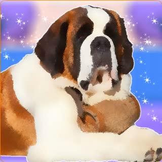 Saint Bernard Pet Care - Dog Games for Kids