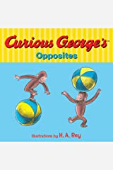 Curious George's Opposites (English Edition) Versión Kindle